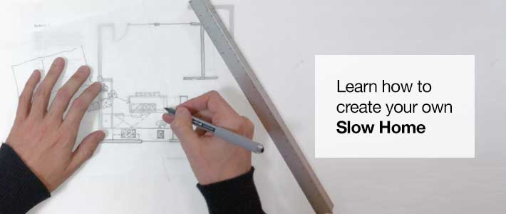 on location how to detail an open riser stair - Slow Home Design