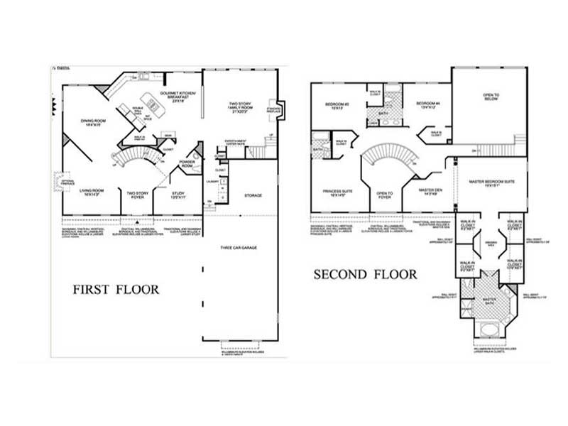 we need you to study the floor plan of this house and then use the slow home test to rate its design quality when you are finished reviewing the plans - Slow Home Design