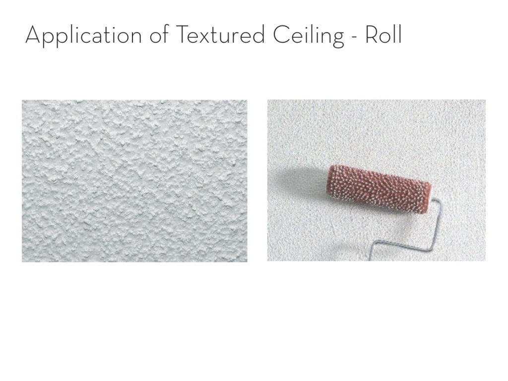 What Can You Do About Your Stippled Ceilings? | Slow Home Studio