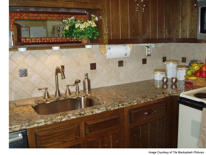 Backsplash Alternatives alternatives to tile backsplashes in a kitchen | slow home studio