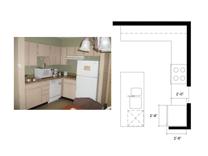 Design Strategies For Integrating Refrigerators Into