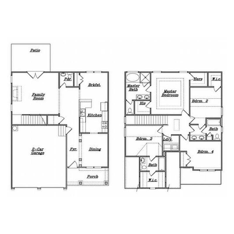 Comparing single family homes in atlanta slow home studio for Atlanta house plans