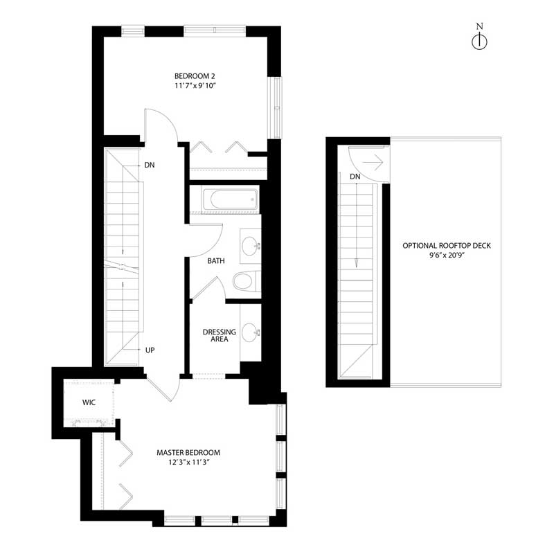 Comparing Townhomes In Chicago Slow Home Studio