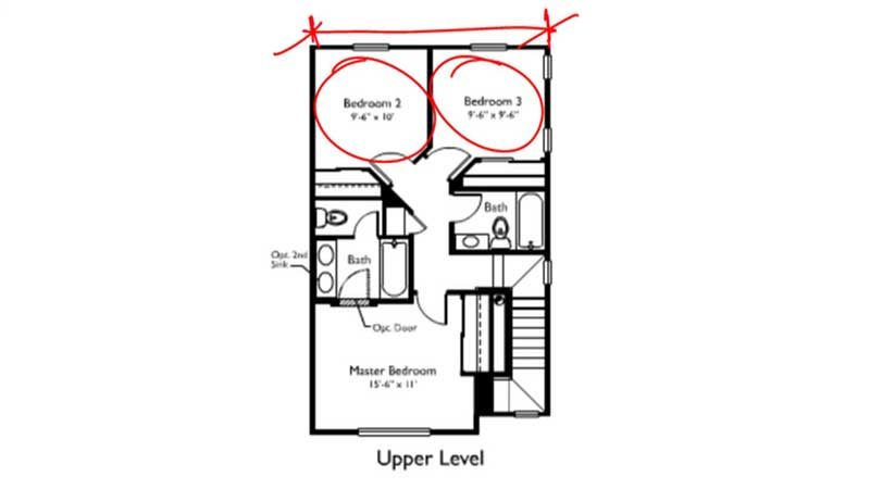 An in depth look at townhomes in denver slow home studio - Double bad design ...