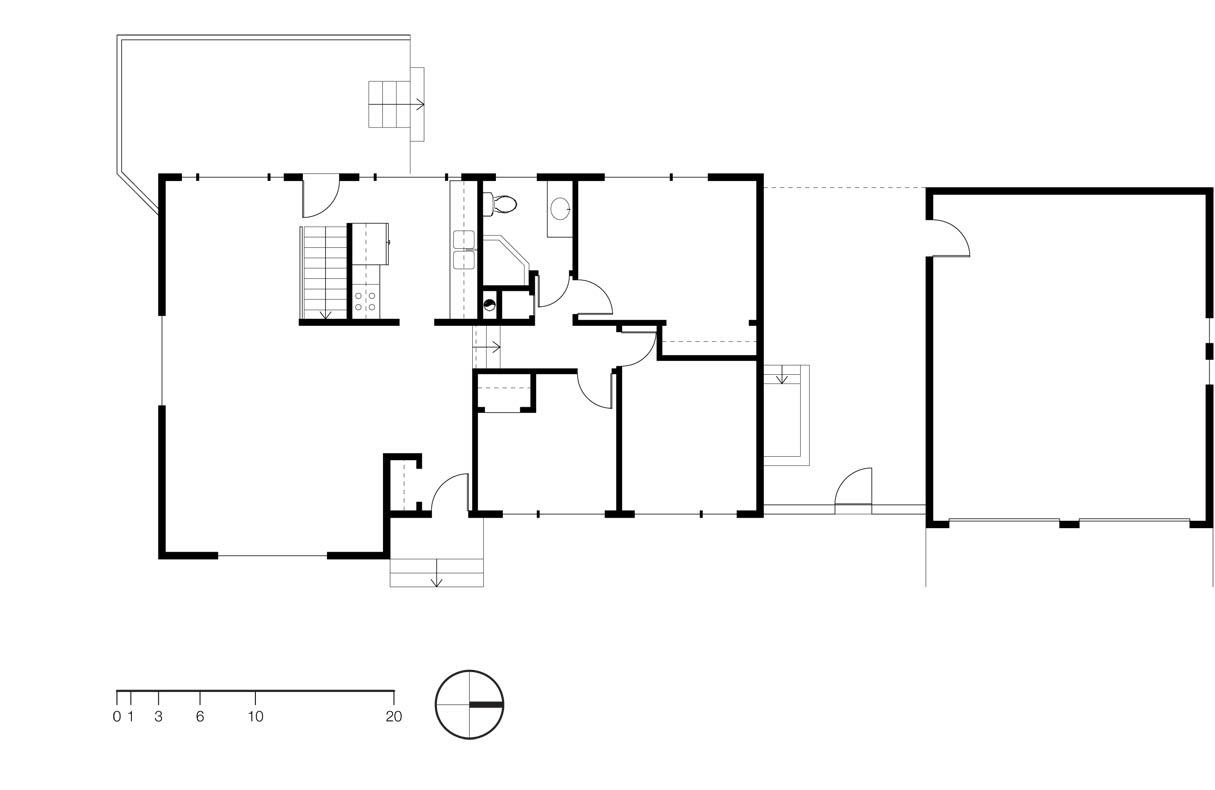 Calgary Bungalow Redesign Brief | Slow Home Studio